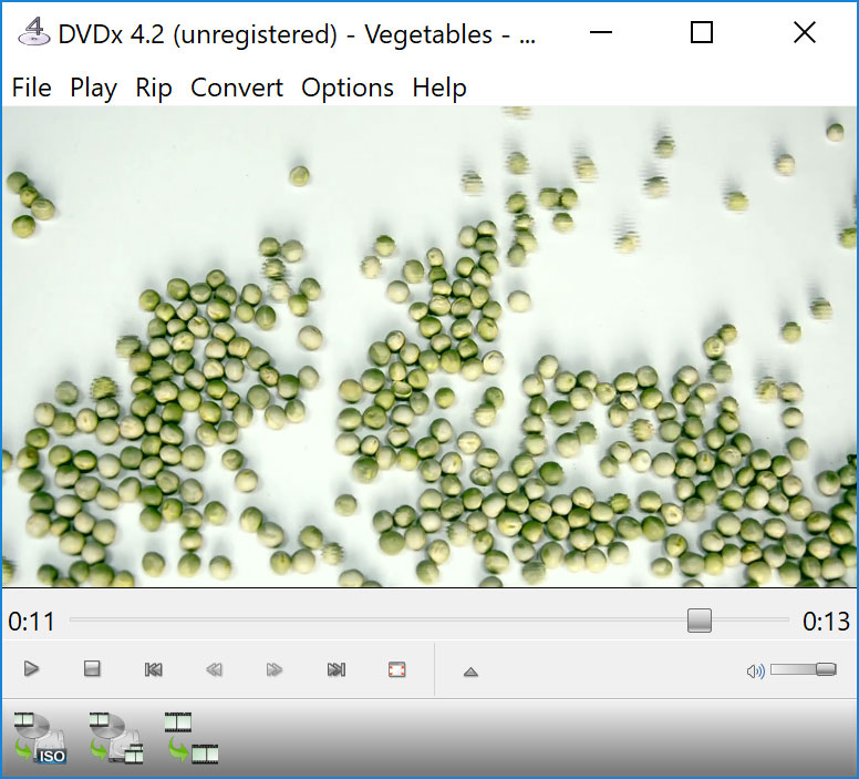 DVDx 4.2 screenshot
