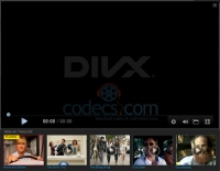 DivX Web Player 3.8.6 screenshot