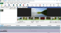 VideoPad Video Editor 8.45 screenshot