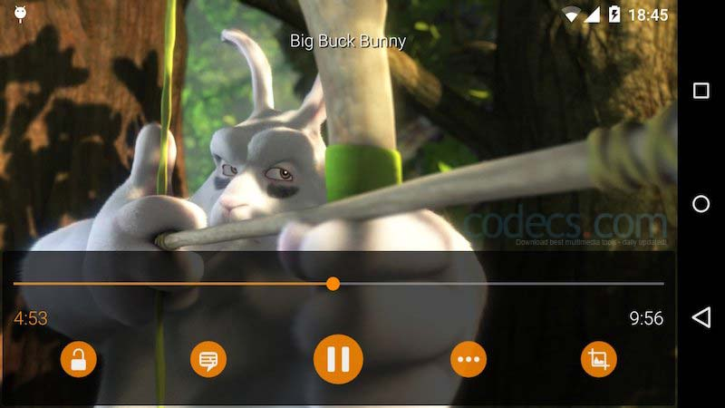 VLC 3.2.12 for Android screenshot